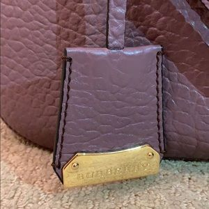 d55933c0b6a Burberry Bags   Orchard Bowling Signature Grain Leather   Poshmark